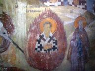 Священномученик Пионий Смирнский и еже с ним: Лин, Асклипиад, Савина, Македония (+250)
