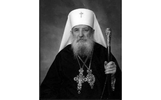 Благочинный отслужил панихиду по приснопамятному митрополиту Лавру