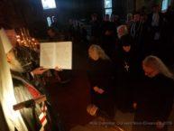 12 марта – Нануэт: Митрополит Иларион совершил монашеские постриги в Ново-Дивеевском монастыре