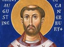 Святитель Августин Кентерберийский, благовестник Английский (+605)