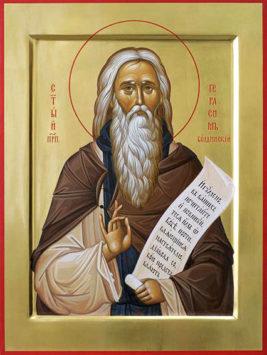 Преподобный Герасим Болдинский (+1554)