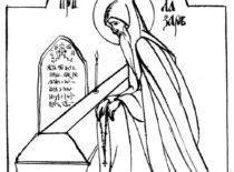 Преподобный Лазарь Прозорливый, Псково-Печерский (+1824)