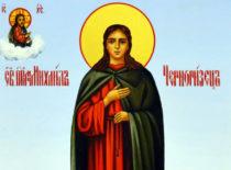 Преподобномученик Михаил Черноризец (IX в.)