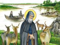 Преподобный Никодим Кожеезерский (+1640)