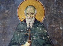 Преподобный Афанасий, основатель Великой Афонской Лавры (+1000)