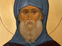 Преподобный Андрей Рублев Иконописец (+1428)