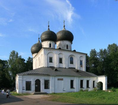 Преподобный Антоний Римлянин Новгородский (+1147)