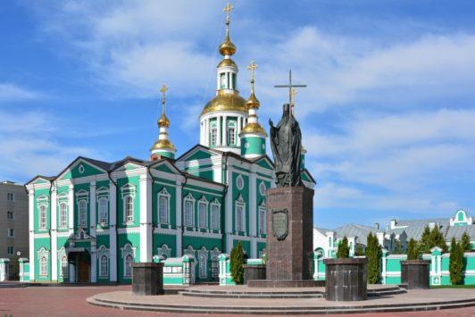 Святитель Питирим Тамбовский (+1698)