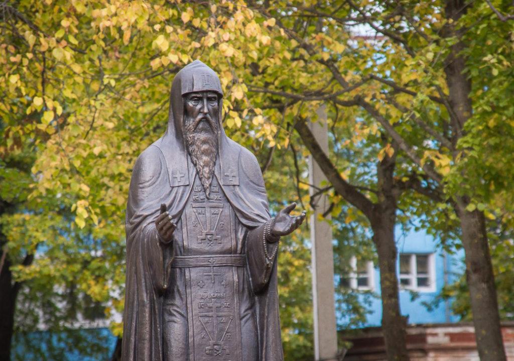 Преподобный Авраамий Смоленский (+1224)