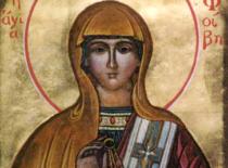 Святая Фива, диаконисса Кенхрейская (I в.)