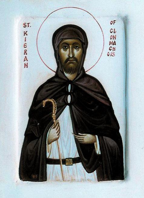 Преподобный Киаран Клонмакнойсский (+549)