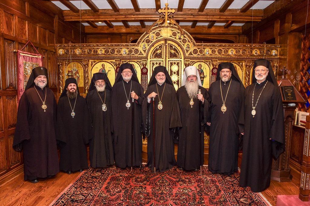 Комментарий относительно уведомления Восточно-Американской епархии РПЦЗ