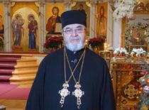 Рождественское поздравление настоятеля Бруклинского собора протоиерея Александра Беля (ВИДЕО)