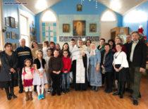 В Свято-Николаевской церкви Нью-Джерси отметили Рождество Христово